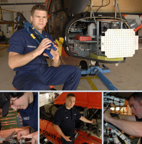 Collision Repair Center >> United States Coast Guard > Our Organization > FORCECOM ...
