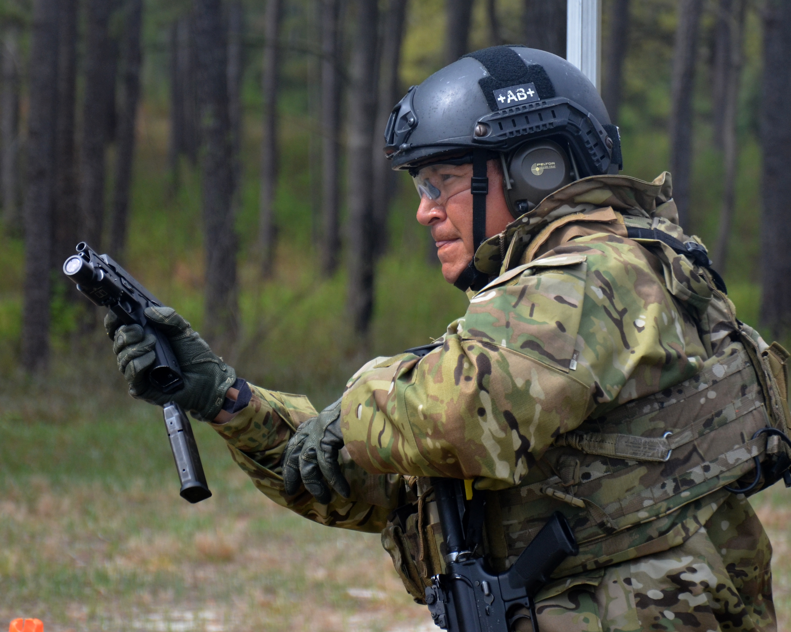 advanced marksmanship instructor course  ami