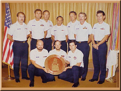Chief Petty Officer Academy First Class Picture